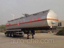 Yongqiang YQ9404GRYSLA flammable liquid tank trailer