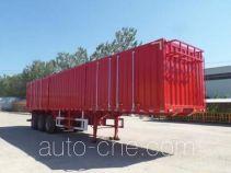 Ruiyun YRD9400XXY box body van trailer