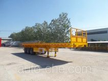 Ruiyun YRD9400ZZXPC flatbed dump trailer