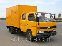 丛林牌YSY5040TDY型应急电源车