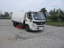 Sanlian YSY5081TSL street sweeper truck
