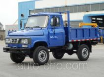 Yingtian YT1710CDS low-speed dump truck