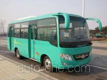 舒驰牌YTK6660GD型城市客车