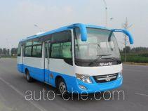 舒驰牌YTK6750G型城市客车