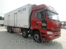 中原冷谷牌YTL5313XLC型冷藏车