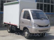 Heibao YTQ5036XYKD30GV автофургон с подъемными бортами (фургон-бабочка)