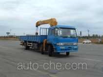 Yantai YTQ5251JSQ грузовик с краном-манипулятором (КМУ)