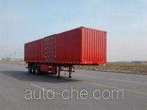 Yantai YTQ9400XXYP3 полуприцеп фургон