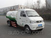 宇通牌YTZ5031ZDJBEV型纯电动压缩式对接垃圾车