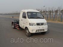Yutong electric hooklift hoist garbage truck