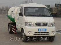 Yutong electric garbage compactor truck