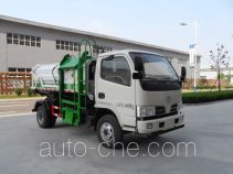 Yutong self-loading garbage truck