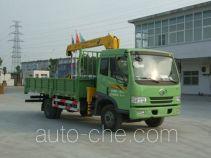 Yutong YTZ5083JSQ10E truck mounted loader crane
