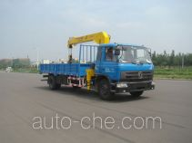 Yutong YTZ5126JSQ20E truck mounted loader crane