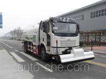 宇通牌YTZ5160GQX10D5型清洗车