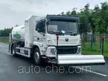 Yutong electric cleaner truck