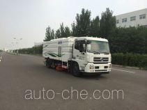 Yutong street sweeper truck