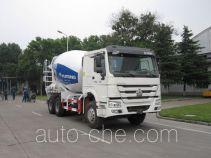 Yutong YTZ5257GJB41F concrete mixer truck