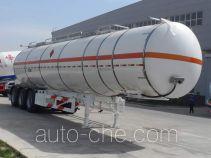 Yutong YTZ9400GRYD flammable liquid tank trailer