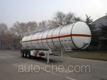 Yutong YTZ9401GRYD flammable liquid tank trailer