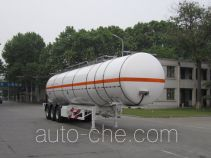 Yutong YTZ9401GRYD01 flammable liquid tank trailer