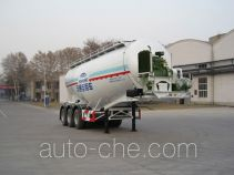 Yutong YTZ9403GFL medium density bulk powder transport trailer
