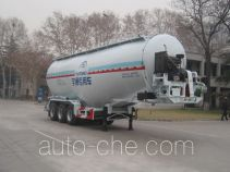 Yutong low-density bulk powder transport trailer