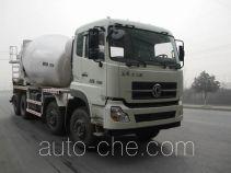 神河牌YXG5310GJBA1型混凝土搅拌运输车