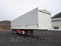Shenhe YXG9400XYK полуприцеп фургон с подъемными бортами (фургон-бабочка)