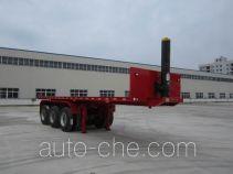 Shenhe YXG9403ZZXP flatbed dump trailer