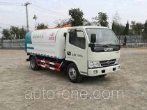 Hengba YYD5070ZLJD5 dump garbage truck