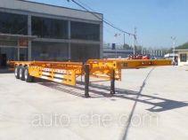 Guangen container transport trailer
