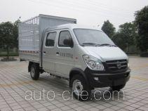 Yuzhou (Jialing) YZ5021CCYN131GMC stake truck