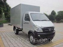 Yuzhou (Jialing) YZ5021XXYT131GMC box van truck