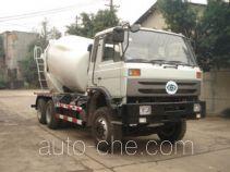 Yuzhou (Jialing) YZ5230GJBGJ2 concrete mixer truck