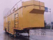 Yuzhou (Jialing) YZ9202TCL vehicle transport trailer