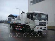 Liugong YZH5126HBCDF бетононасос на базе грузового автомобиля