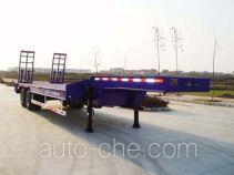 扬子牌YZK9320TDP型低平板运输半挂车