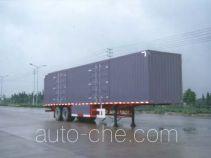 扬子牌YZK9320XXY型厢式运输半挂车