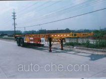 扬子牌YZK9353TJZG型集装箱半挂牵引车