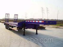 扬子牌YZK9282TDP型低平板运输半挂车