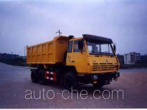 Minjiang YZQ3250 dump truck