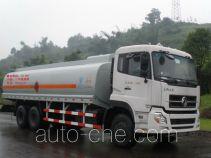 Minjiang YZQ5250GHY3 chemical liquid tank truck