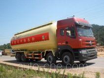 Minjiang YZQ5310GFL4 low-density bulk powder transport tank truck