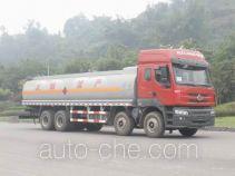 Minjiang YZQ5310GHY3 chemical liquid tank truck
