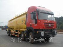 Minjiang pneumatic unloading bulk cement truck