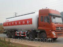 Minjiang YZQ5311GFL4 low-density bulk powder transport tank truck