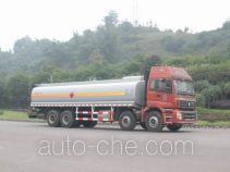 Minjiang YZQ5313GHY3 chemical liquid tank truck