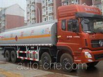 Minjiang YZQ5313GRY4 flammable liquid tank truck