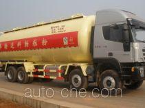 Minjiang YZQ5318GFL3 low-density bulk powder transport tank truck